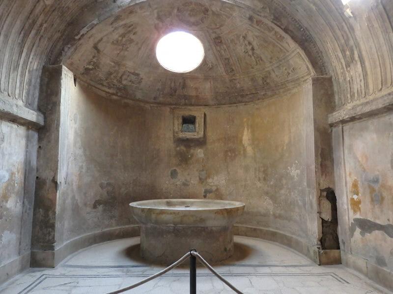 フォルム浴場のサウナ室
