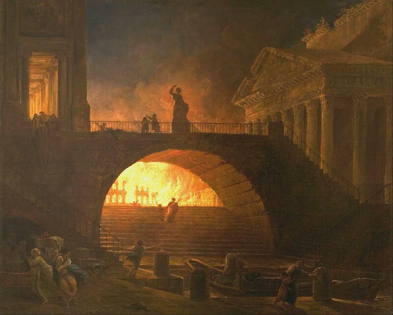 ローマ大火
