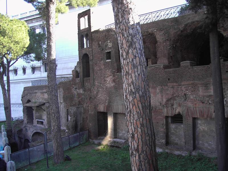 ローマのインスラ
