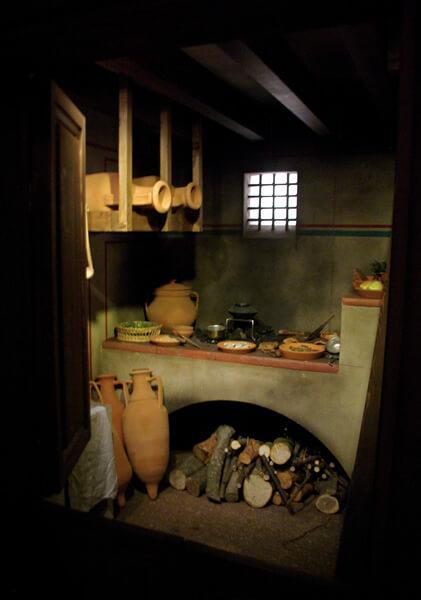 ドムスの台所