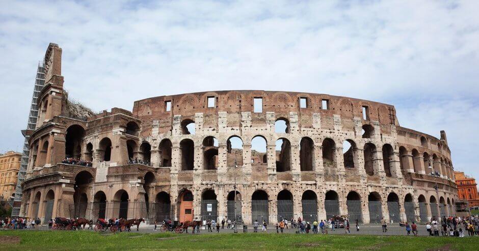 ローマ帝国前・中期