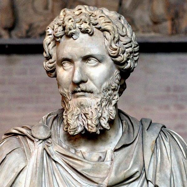 ローマ皇帝セプミティウス・セウェルス