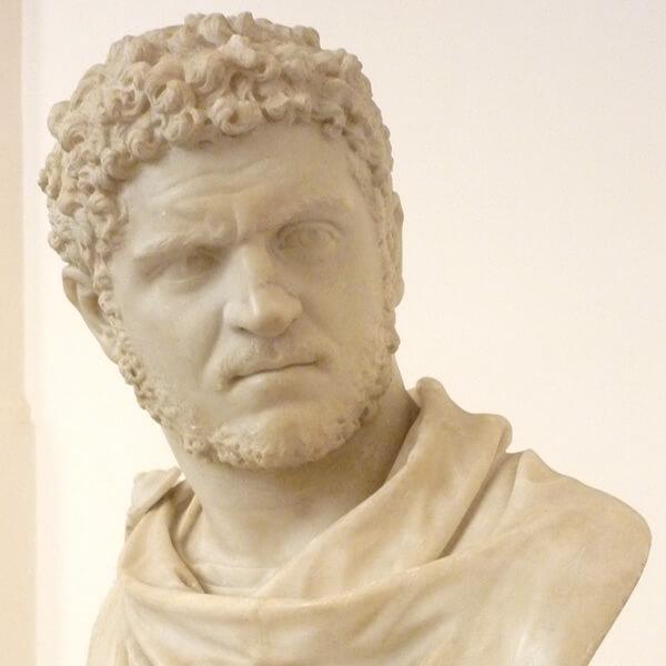 ローマ皇帝カラカラ