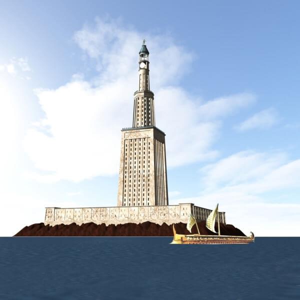 ファロスの大灯台