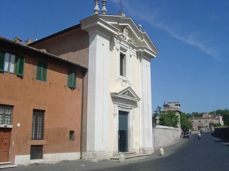 ドミネ・クオ・ヴァディス教会