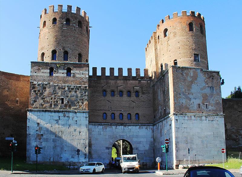 サン・セバスティアーノ門