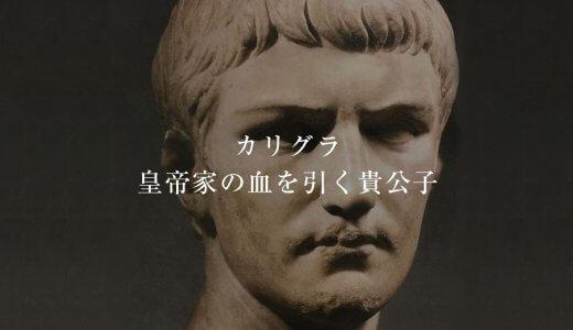 カリグラ ―両親からアウグストゥスの血統を受け継いだ貴公子皇帝―