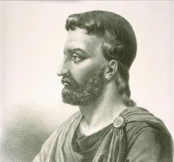 19世紀に描かれたケルススの画像