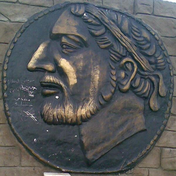 シュファックスの銅板彫刻の写真