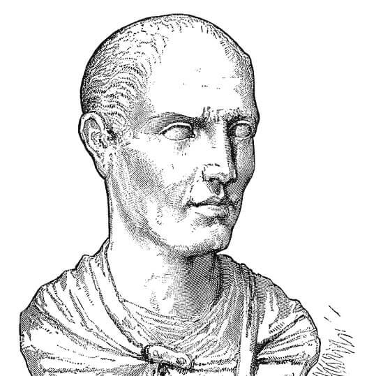 ルキウス・リキニウス・ルクッルスの肖像画