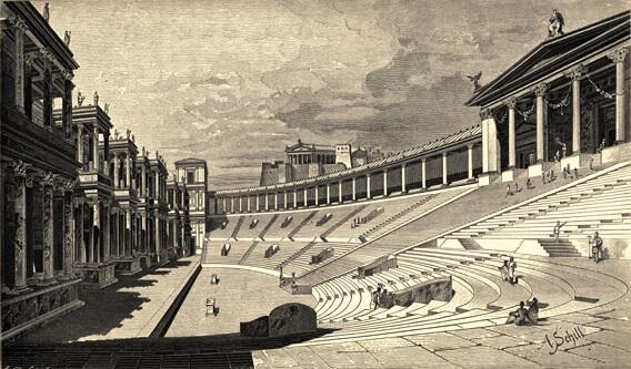ポンペイウス劇場