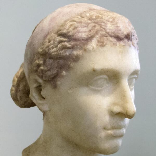 クレオパトラ7世フィロパトル