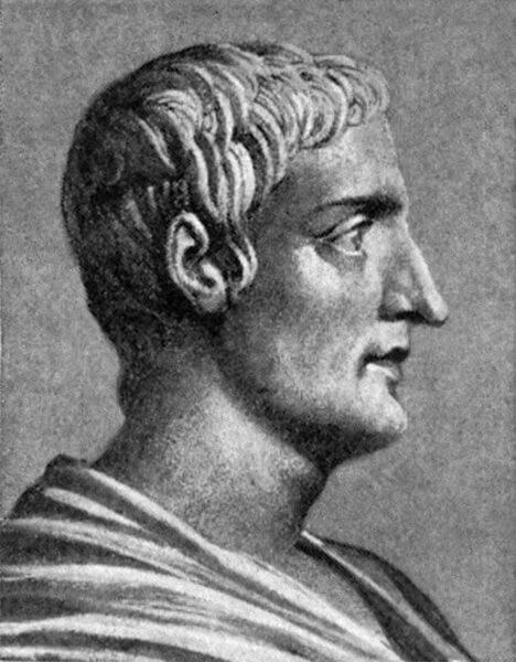 タキトゥスの肖像画