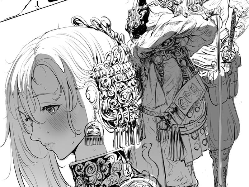 剣闘士令嬢挿絵3